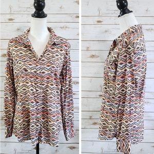 Ariat Western Snap Button Shirt